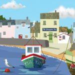 775-harbour-scene-mug