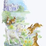 809-lamb-rabbits-church