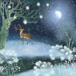 911-woodland-deer