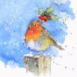 801-robin-on-post