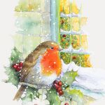 825-robin-at-window