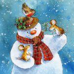 644-snowman-mice-robin