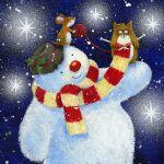 703-snowman-owl-mouse
