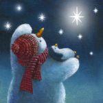 903-snowman-penguin-star-