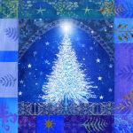 728-white-tree-decoupage-blue