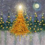 819-gold-tree